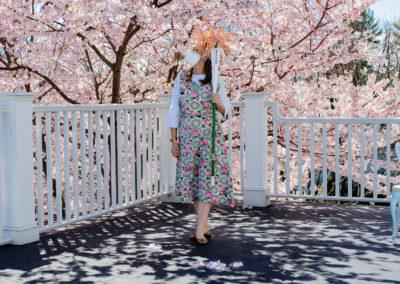 "Patti Roberts, Domestic Warrior, Photography, 24""x17"", $380"
